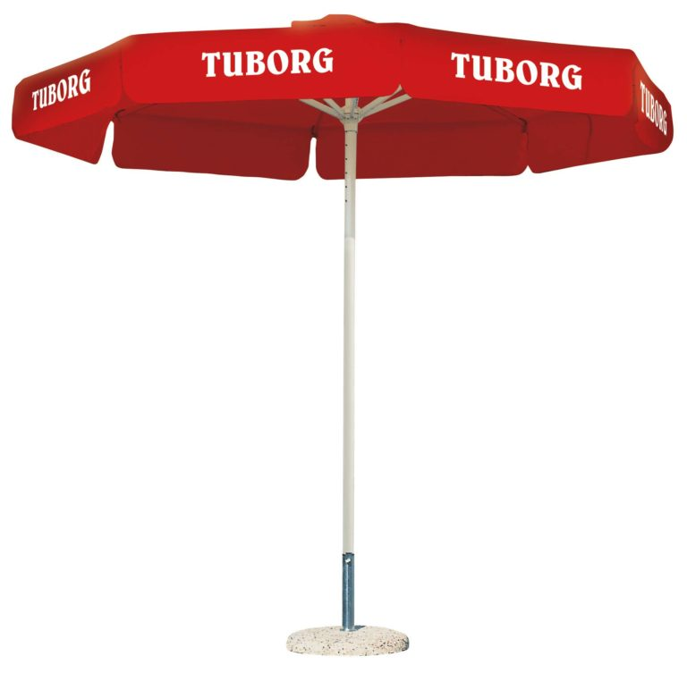 Umbrele terasa Tuborg