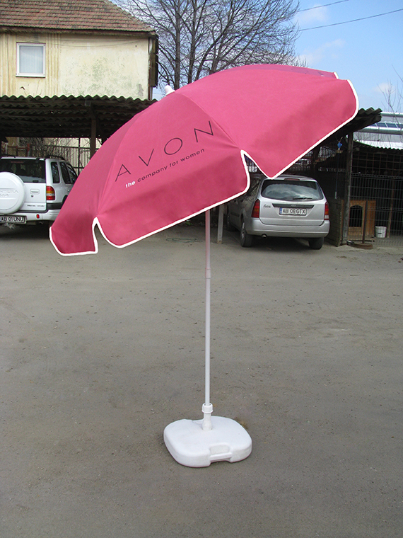 Umbrela de soare personalizata AVON