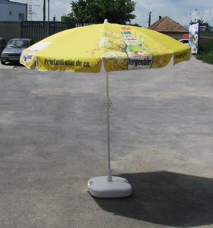 Umbrele personalizate Bergenbier