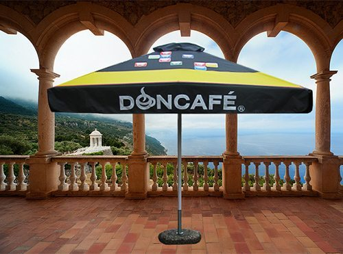 Umbrele Imprimate Don Caffe