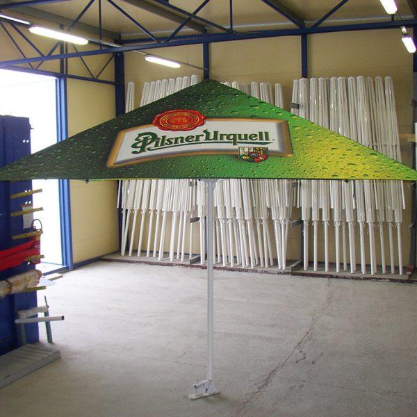 Umbrele Publicitare Pilsner Urquell