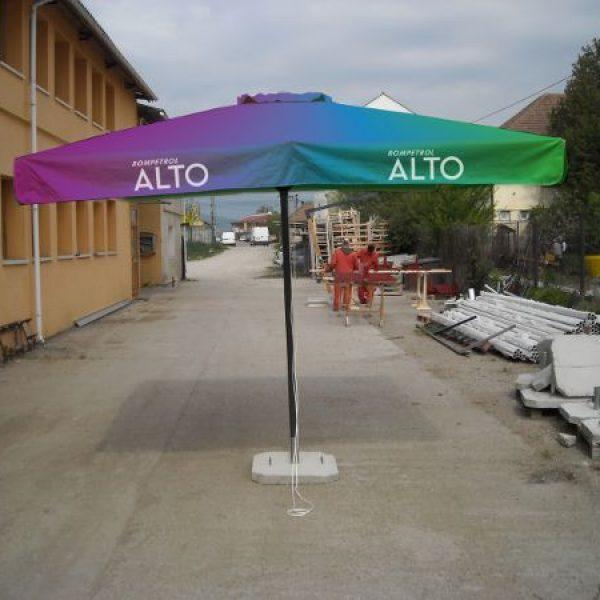 Umbrele personalizate policromie