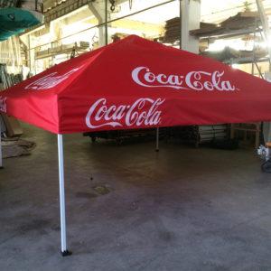 Pavilion-cort-personalizat-Coca-Cola-pavilion-publicitar-pentru-evenimente-targuri-expozitii