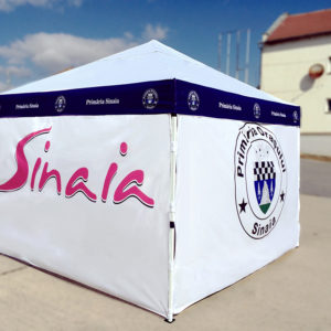 Pavilion-pliant-Cort-personalizat-Sinaia