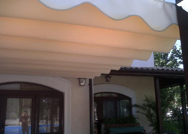 Copertine retractabile terasa MINO 2