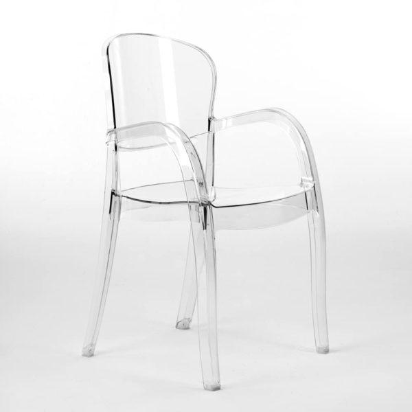 scaun transparent Joker