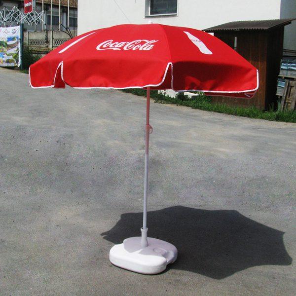 Umbrele Publicitare Coca Cola
