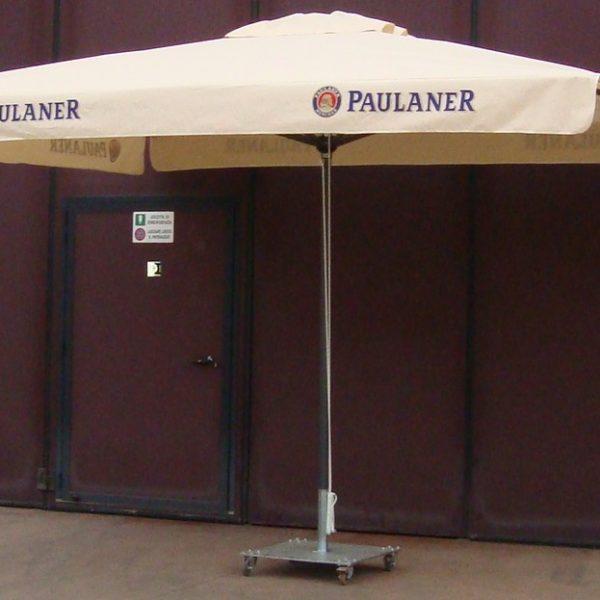 Umbrele terasa personalizate Paulaner