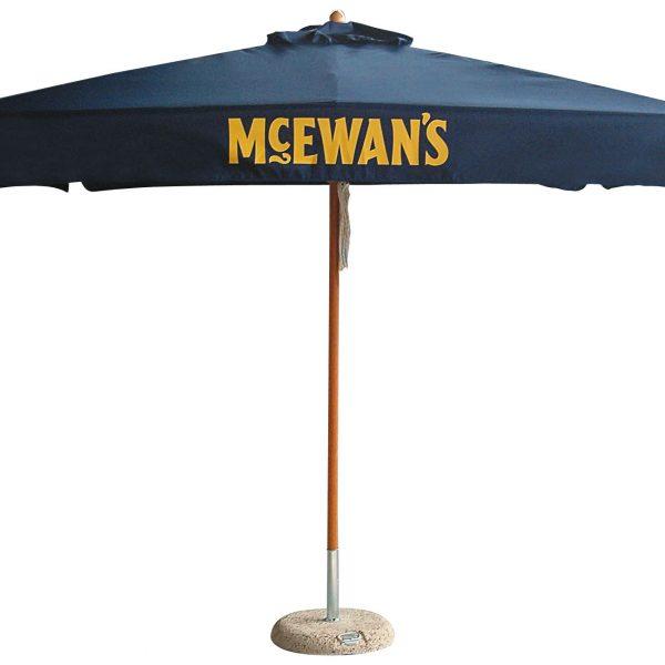 Umbrele publicitare
